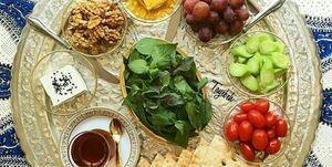 جشن صبحانه در روز عید فطر