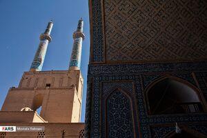 مسجدی با بلندترین مناره جهان اسلام