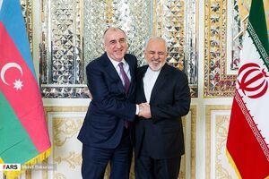 عکس/ دیدار وزرای خارجه آذربایجان و ایران