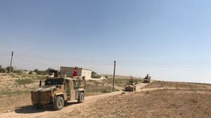 بازهم لشکرکشی ارتش ترکیه به خاک سوریه/ جزئیات نقض آتش بس در مناطق شمالی + نقشه میدانی