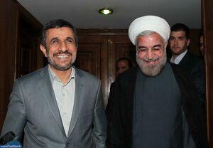 کدام دولت در مقابله با تحریمها موفقتر بود؟/ عملکرد روحانی از احمدینژاد هم ضعیفتر است +جدول