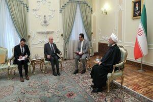 روحانی: اروپا باید خلأ خروج آمریکا از «برجام» را جبران کند
