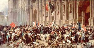 انقلاب فرانسه و تصویر چهل سالگی