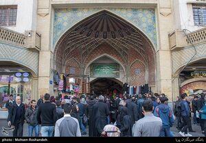 عکس/ بازار تهران در روزهای آخرسال