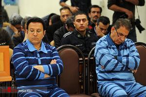 عکس/ سومین جلسه دادگاه حسین هدایتی