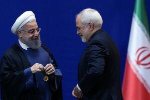 روحانی روز توافق برجام: همه تحریمها بالمره لغو خواهد شد/ روحانی یک سال پس از برجام: البته که تحریمها پایان نیافته است