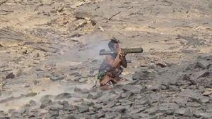 عملیات بزرگ برای تامین امنیت کمربند شمالی استان البیضاء/ضربات مهلک به مزدوران ائتلاف در بخشهای «قانیه و ناطع» + نقشه میدانی