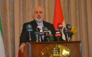 احتمال خبر خوب در مورد روادید عراق از زبان ظریف