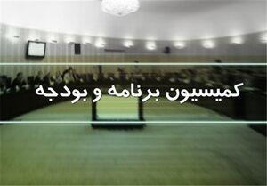 تصویب تأسیس یک بانک جدید در کمیسیون بودجه مجلس