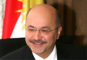 تسلط رئیس جمهور عراق به زبان فارسی