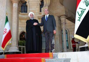 توافقات مهم ایران و عراق در سفر روحانی