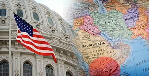 آمریکا نقشه جدید خاورمیانه را منتشر کرد +عکس