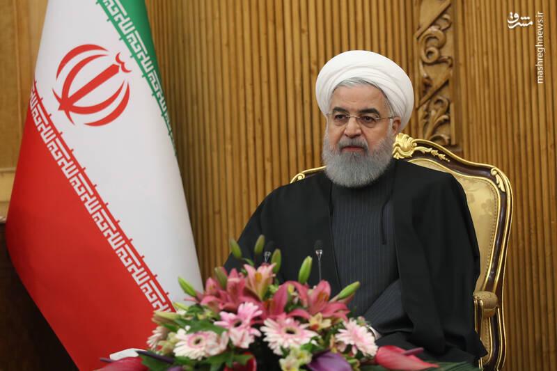 روحانی: ویزا حذف نشده اما هزینه آن برداشته شده