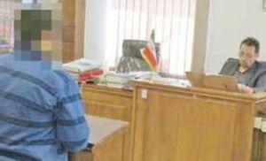 شکنجه زن ایرانی در برلین، محاکمه در تهران