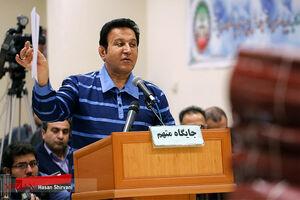 چهارمین جلسه رسیدگی به اتهامات حسین هدایتی و متهمان مرتبط