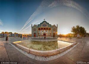 عکس / قدیمیترین پایتخت ایران کجاست؟
