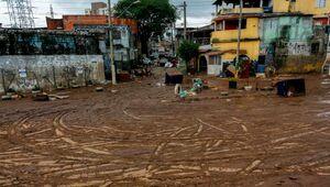 خسارت سیل در بزرگترین شهر برزیل