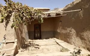 عکس/ مخفیگاه رهبر طالبان در افغانستان