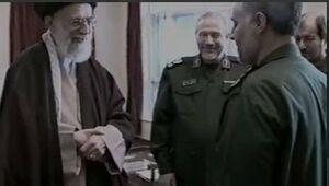 مدال سردار سلیمانی پس از جنگ 33 روزه +عکس