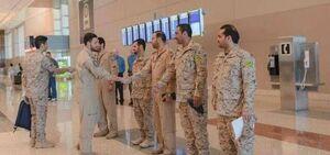 آغاز رزمایش پرچم سرخ با حضور عربستان و امارات