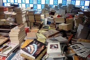 سلطان قاچاق کتاب دستگیر شد