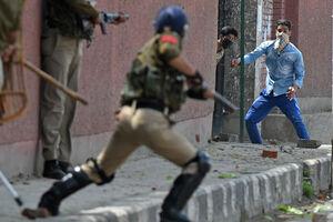 اوجگیری مجدد درگیریها میان مردم کشمیر و پلیس هند