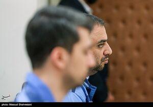 عکس/ دادگاه متهمان پرونده البرز ایرانیان