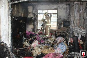 انفجار مرگبار در منزل مسکونی