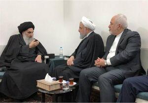 خشم آمریکا و نفوذیها از سفر پربار رئیس جمهور به عراق