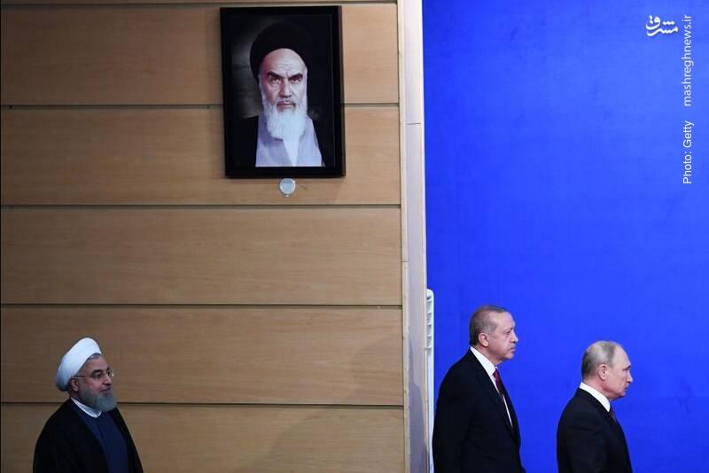 نشست تهران پیرامون تحولات سوریه و آزادسازی ادلب