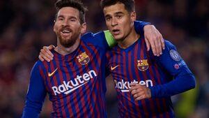 فیلم/ خلاصه دیدار بارسلونا 5-1 لیون