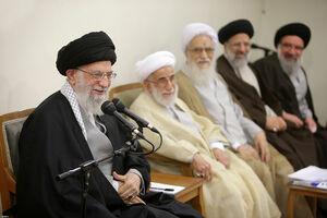 رهبر معظم انقلاب: همدیگر را متهم به همراهی با دشمن نکنید