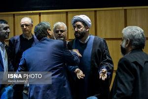 عکس/ حاشیههای مجمع عمومی خانه احزاب