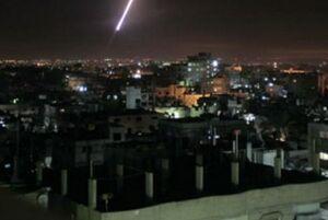هشدار ارتش رژیم صهیونیستی: ساکنان تلآویو به پناهگاه بروند +فیلم