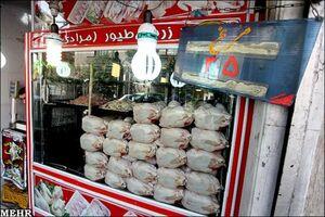توزیع 30 هزار تن مرغ از فردا با قیمت جدید