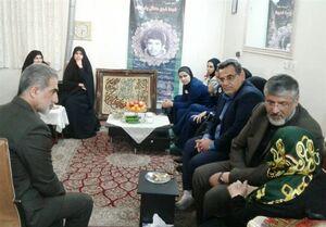 پولادگر: شهیدان، شناسنامه نظام اسلامی و ملت ایران هستند