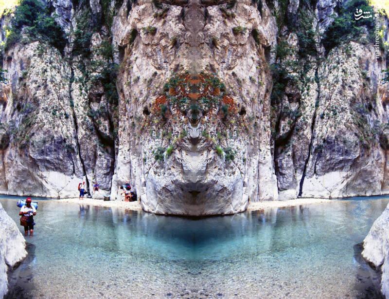 رود «آخرون» یونان