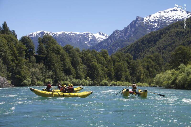 رود فی تشیلی در شیلی