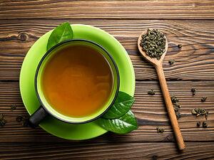 چای نمایه چای سبز