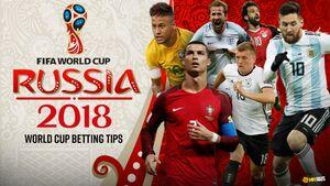 درآمد نجومی فیفا از جام جهانی 2018 روسیه