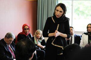 همدردی نخستوزیر نیوزیلند با خانوادههای قربانیان حمله تروریستی