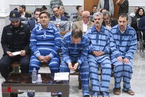 عکس/اولین دادگاه متهمان پرونده اعتماد ایرانیان