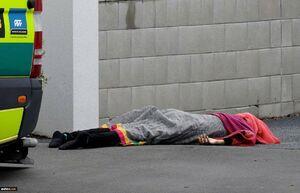 سکوت معنادار سلبریتیها درباره حادثه نیوزیلند