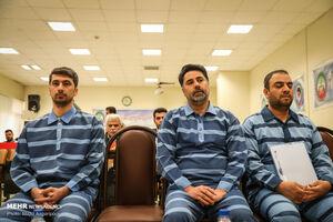 عکس/ دومین دادگاه پرونده تعاونی البرز ایرانیان