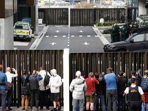 دادگاه تروریست حادثه نیوزیلند