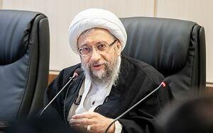 آملی لاریجانی: مسئولان انتقادات مردم را بشنوند