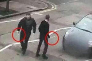 فیلم/ حمله به مسلمانان این بار در لندن!