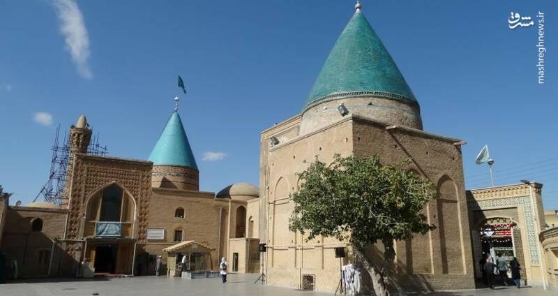 مسجد و امام زاده ی بسطام