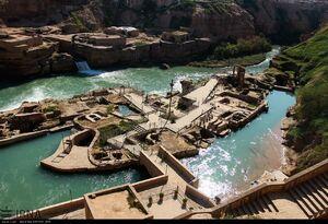 عکس/ شاهکار فنیومهندسی ایرانیان باستان