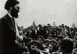 رهبر انقلاب: امام جواد(ع) ماسک تزویر را از چهره دشمن کنار زد